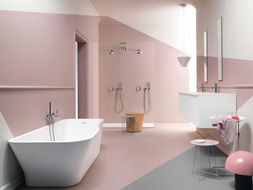 Тенденції для ванної кімнати 2020/2021.