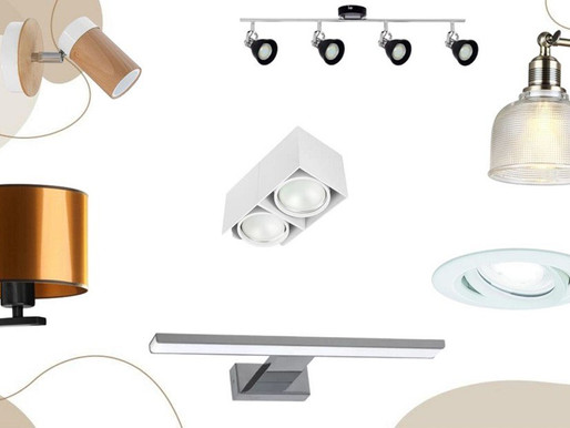 Маленька ванна кімната може світлою і просторою за рахунок підібраного освітлення.