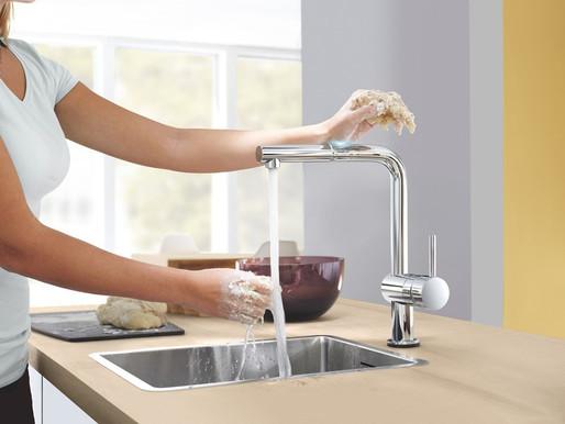 5 простих порад, як вибрати змішувач на кухню?