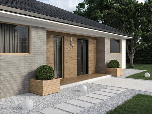 Довговічна плитка для тераси і фасаду – що обрати