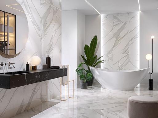 Біла ванна кімната – як її облаштувати?