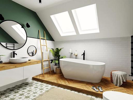 Окремо стоячі ванни – тенденція в дизайні ванних кімнат. Які їх переваги?
