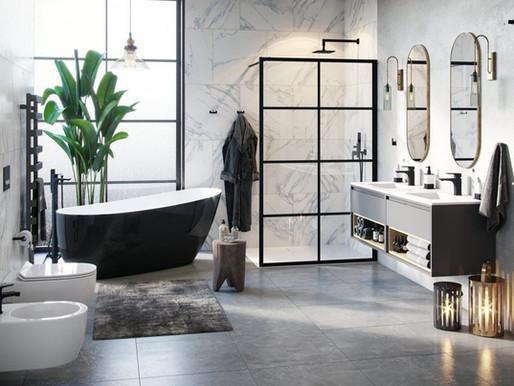Чи варто встановлювати чорну сантехніку? Чорна сантехніка в інтер'єрі ванної, плюси і мінуси.