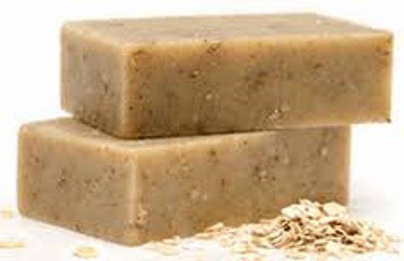 Organic Oatmeal & Honey Soap Bar