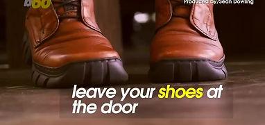 Razones para no meter los zapatos a tu casa