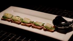 Five spice seared tuna