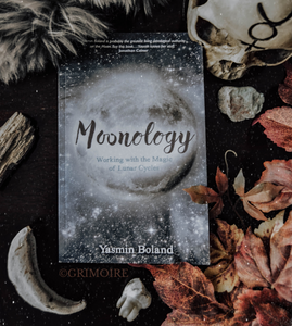Moonology by Y.Boland - Book Review