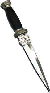 Witches Tools - Athame