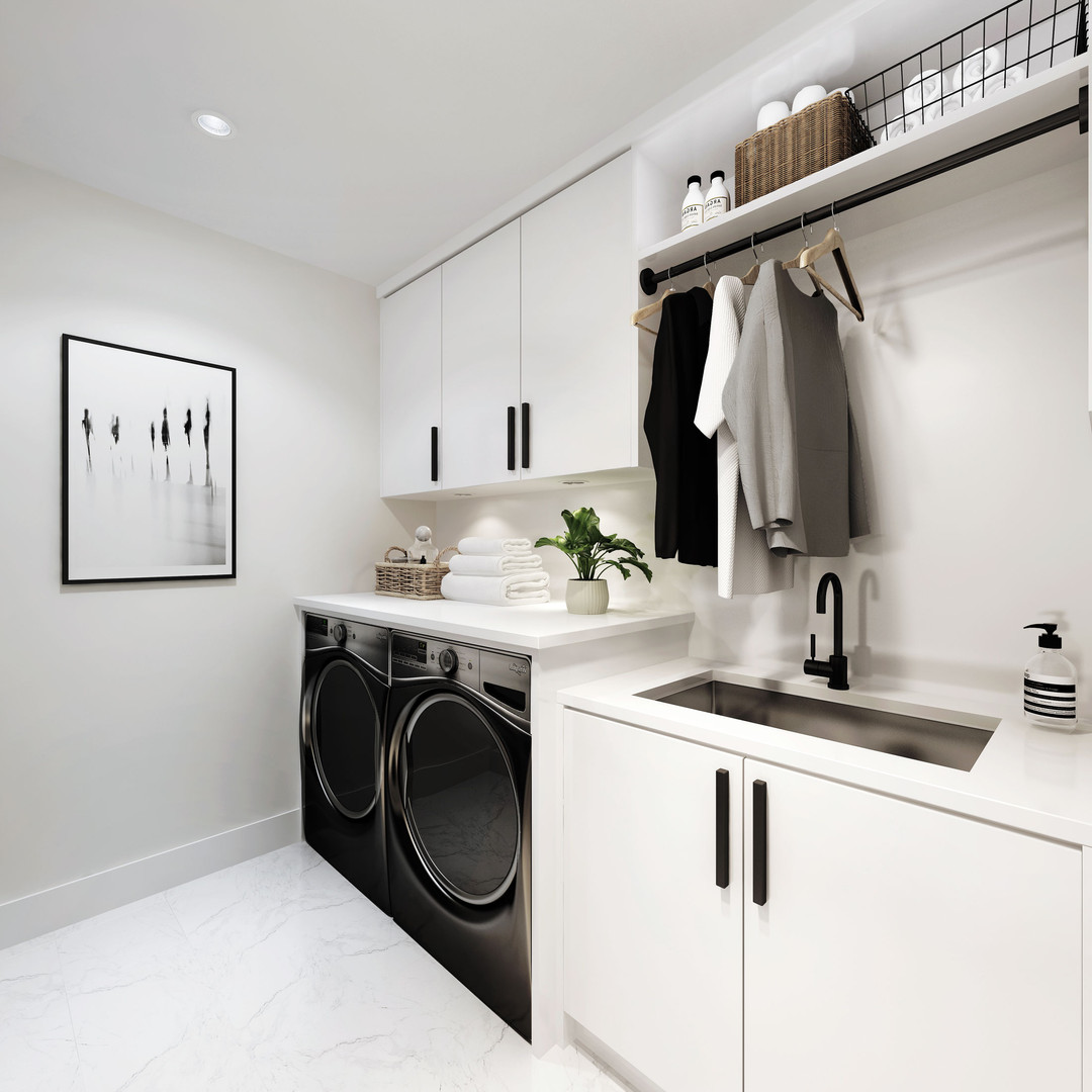 Vision | Laundry Room