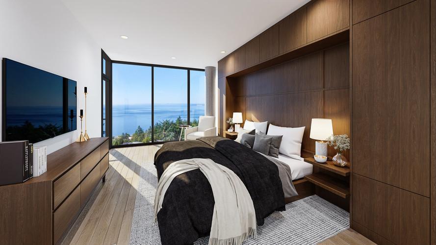 Spectre | Master Bedroom
