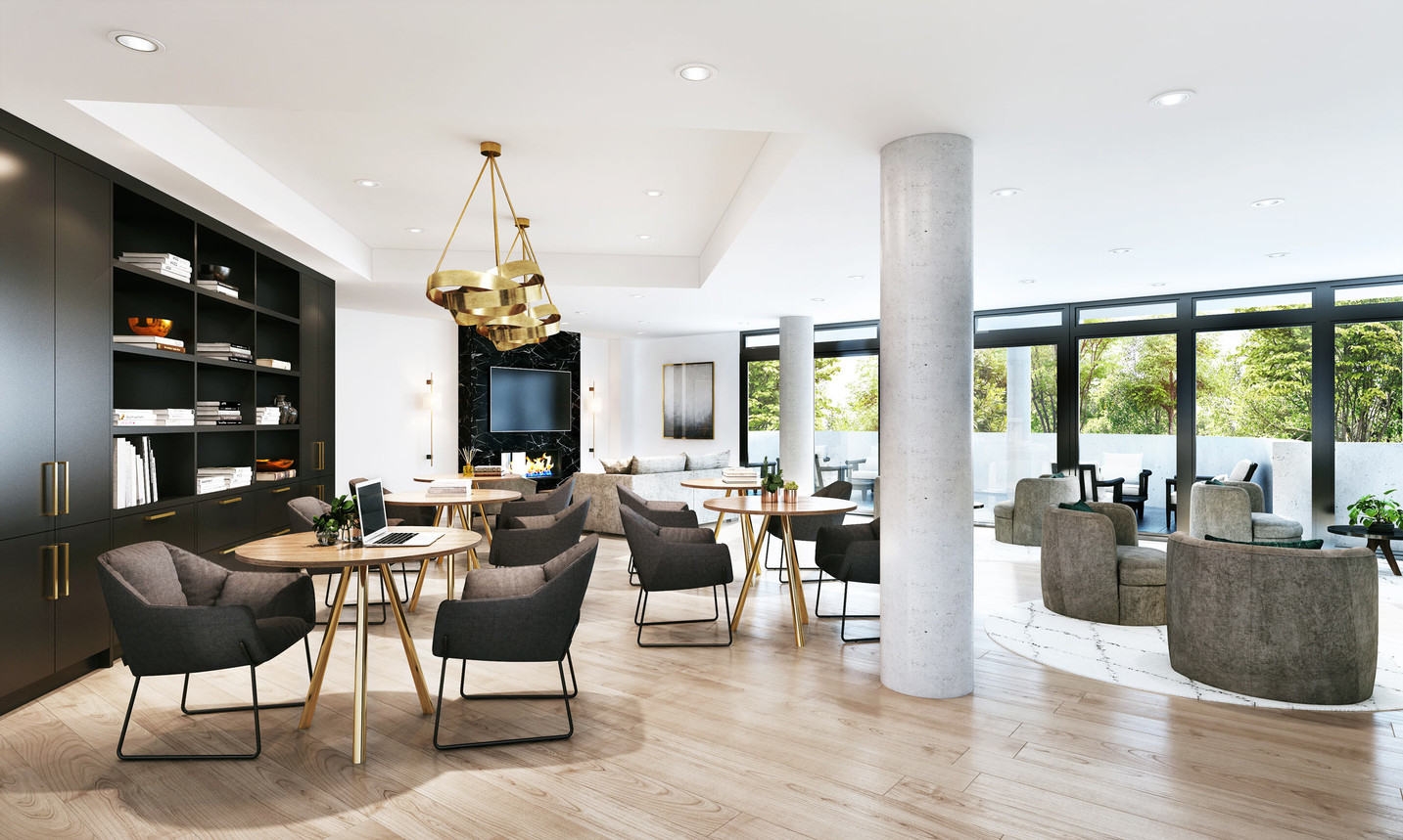 Amenities | Residents' Lounge