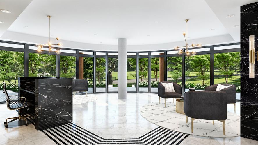 Amenities | Lobby & Reception