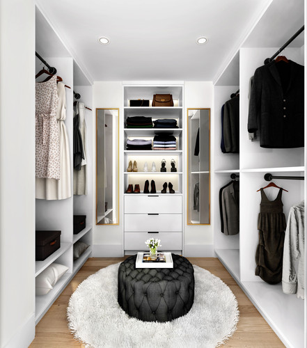 VIsion | Walk-In Closet