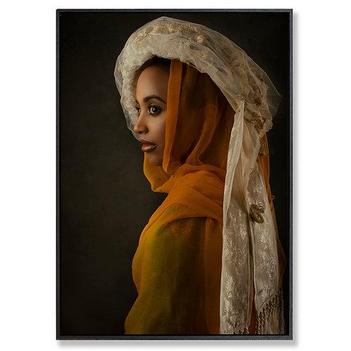 Hollandse Nieuwe: Somalisch meisje in Brabant