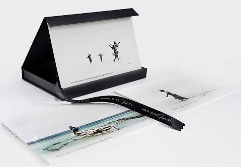Giftbox met 10 unieke fine-art prints