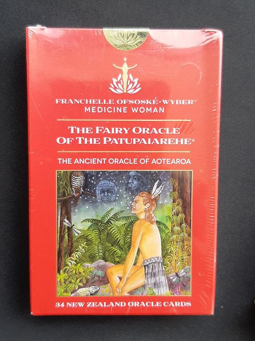 The Fairy Oracle of the Patupaiarehe©