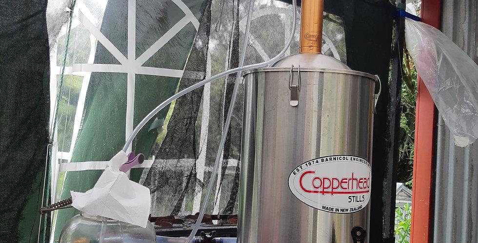 Class Distilling for Tinctures - Class  104