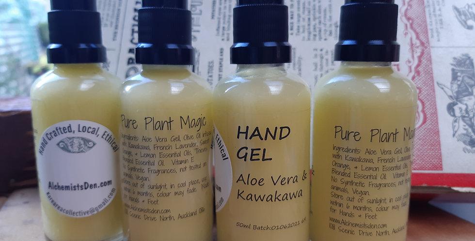 Aloe Vera & Kawakawa Hand Gel from