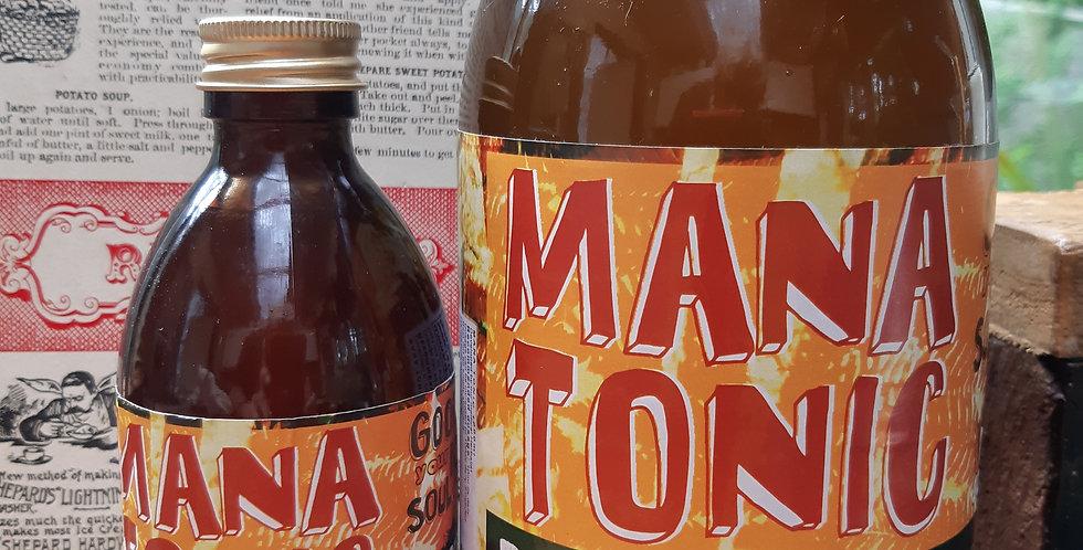 Tonic Mana aka Bush Beer from