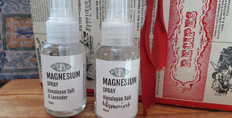 Magnesium Oils Lavender from