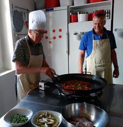 Spanish Cooking Malaga