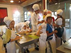 Talleres cocina colegios Málaga