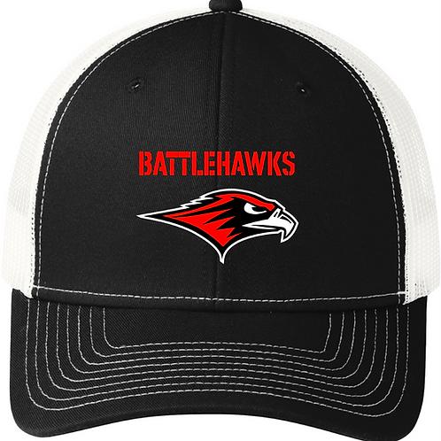 BattleHawks -Snapback Trucker Hat