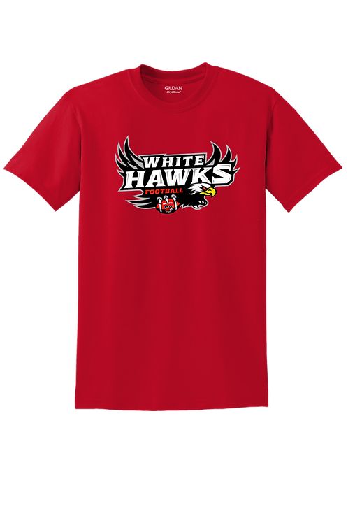 White Hawks: Adult TShirt