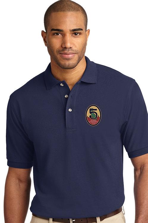 Team 5: K420 Polo Shirt / Port Authority