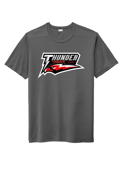 Thunderhawks- Moisture Wicking TShirt - ADULT