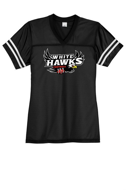 WhiteHawks: Ladies Glitter Replica Jersey