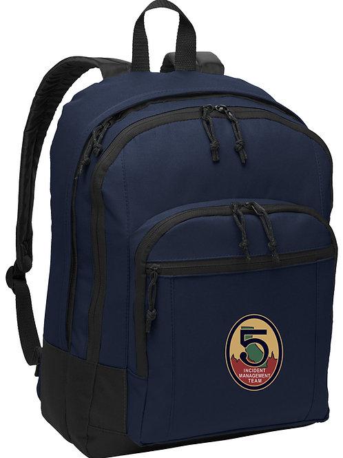 Team 5: BG204 Backpack w/laptop sleeve