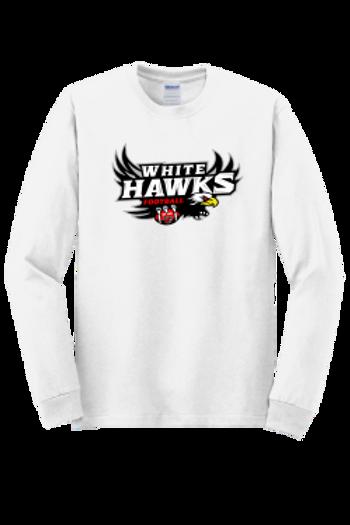White Hawks: Youth Long Sleeve TShirt