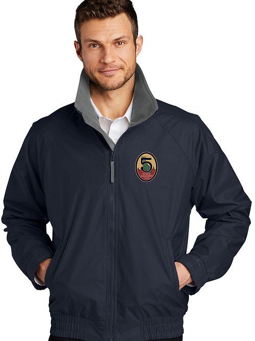Team 5: JP54 Fleeced Lined Jacket / Port Authority