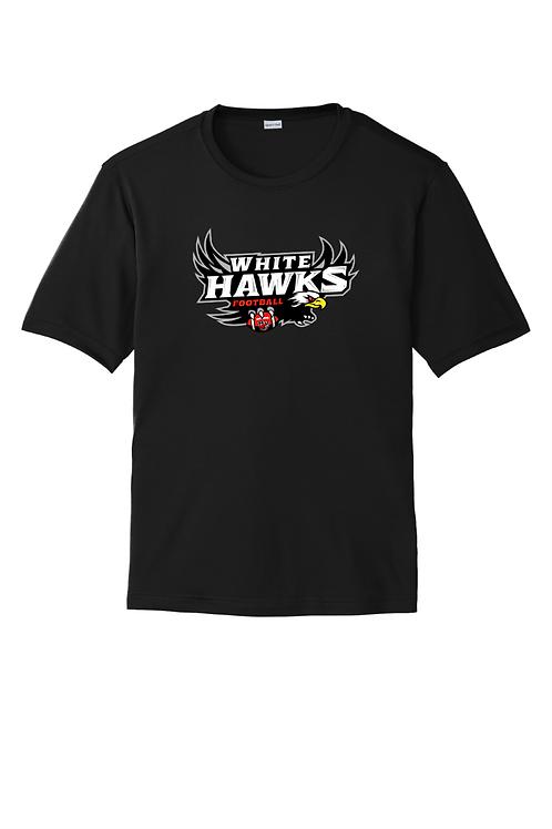 WhiteHawks: Adult Short Sleeve DriFit Shirt