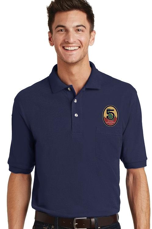 Team 5: K420P Polo Shirt with Pocket -Port Authority