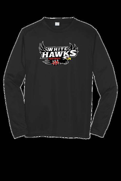 WhiteHawks: Adult Long Sleeve DriFit Shirt