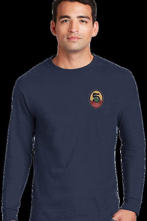 Team 5: 5186 Hanes Beefy T-Shirt / Long Sleeve