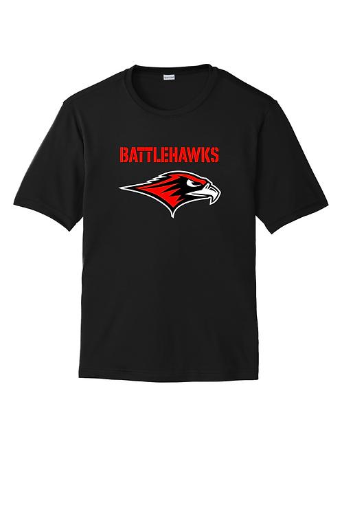 BattleHawks YOUTH- DriFit Shirt