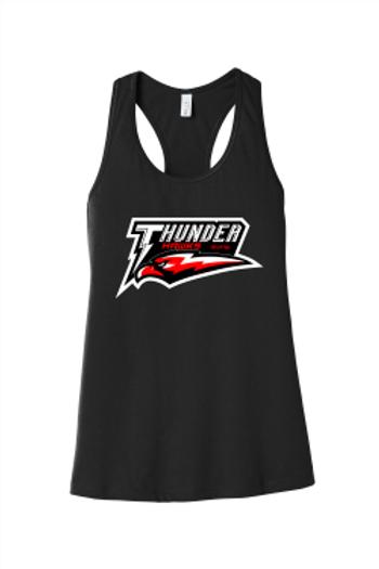 ThunderHawks-Ladies Racerback Tank