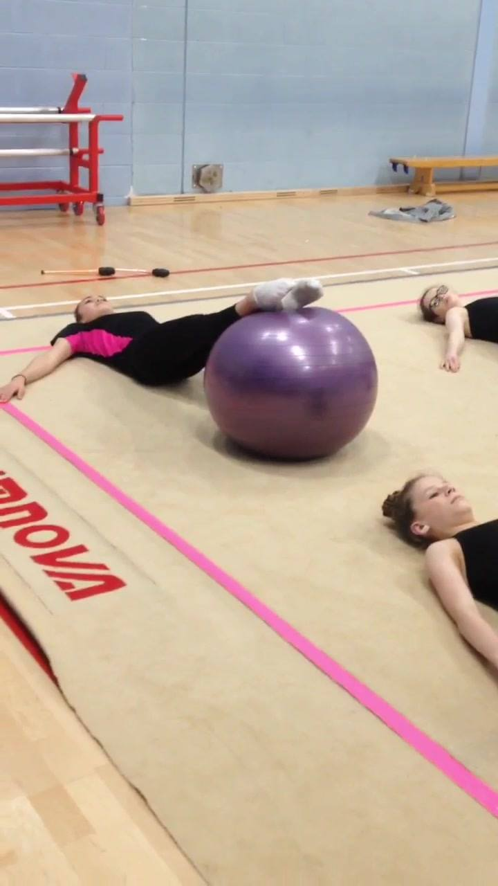 Students at Bath Uni practicing PBT . . well done girls . . keep it up :-)