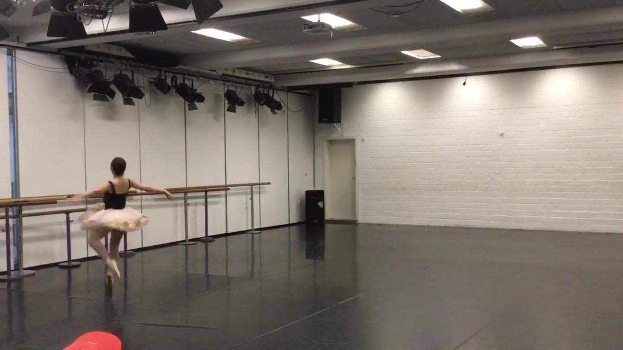 The advantages & results of PBT 🙂 well done . . . Nürnberg ballet centrum