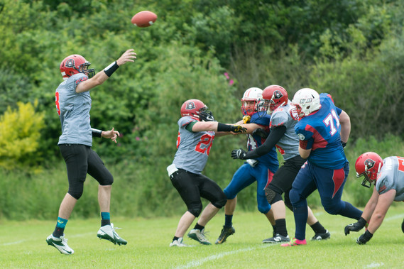 Humber Warhawks American football team