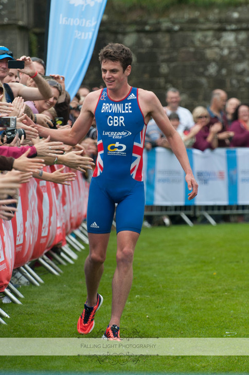 Brownlee triathlon