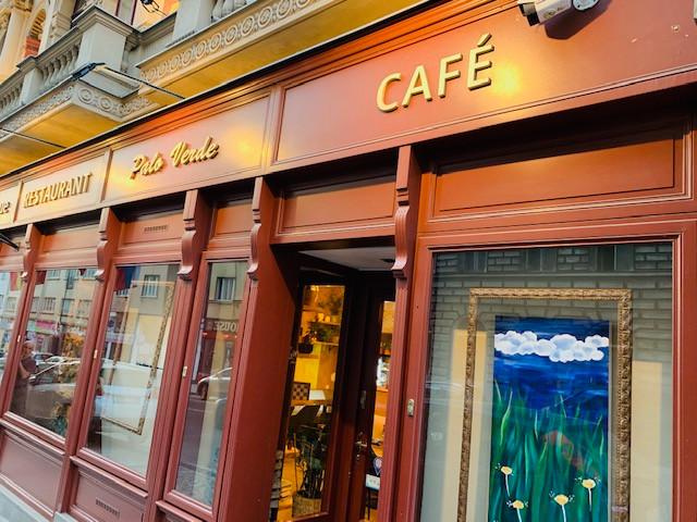 Vegan restaurant   Bistro in Prague