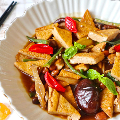 The best pure vegan recipe   Don't know what to cook for a vegan dinner? Follow our recipes, we will share more ideas with you.