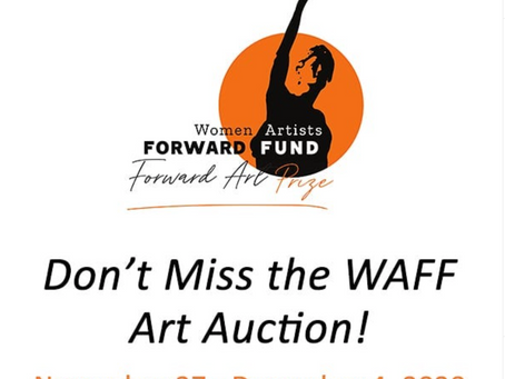 WAFF Art Auction is Open!