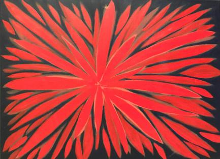 Red Flower, 2012.