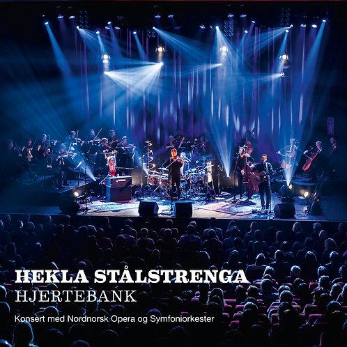 Hjertebank - CD