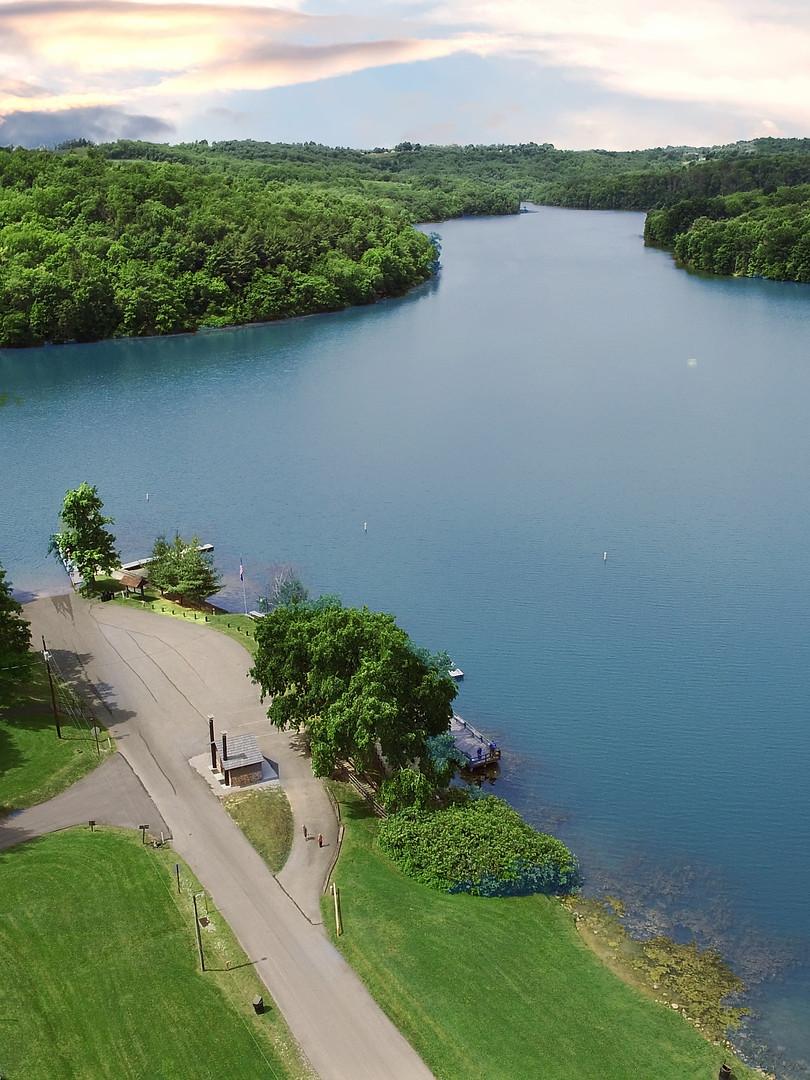 Cross Creek Lake County Park